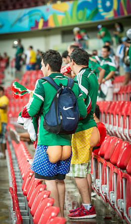 Cheeky Mexicans