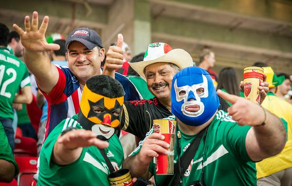 Mexican Tag-Teams